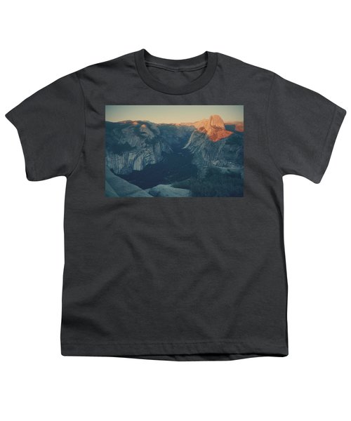 One Last Show Youth T-Shirt by Laurie Search