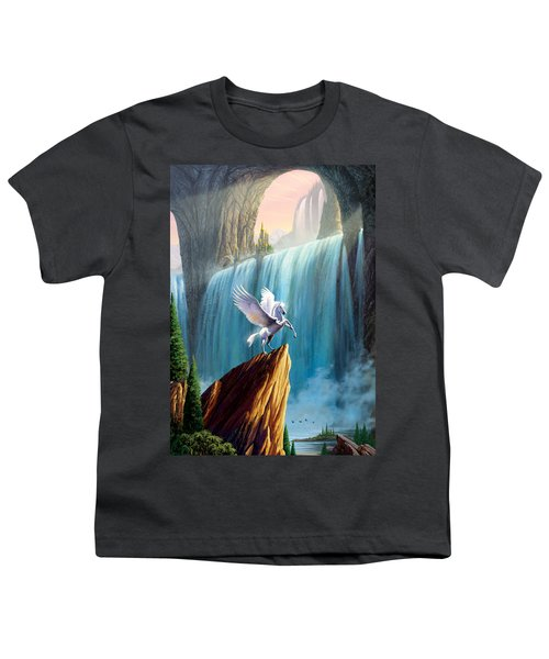 Pegasus Kingdom Youth T-Shirt