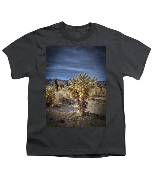 Prickly Pear Cactus Youth T-Shirt