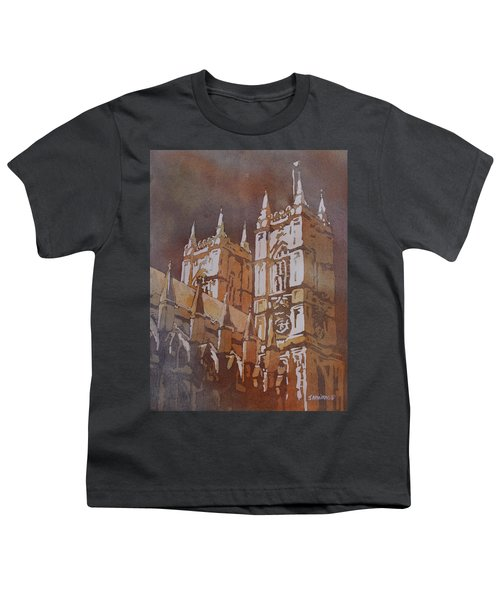 Shining Out Of The Rain Youth T-Shirt