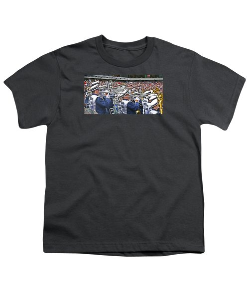 Sounds Of College Football Youth T-Shirt