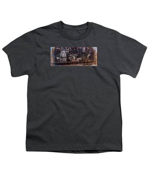 Stage Youth T-Shirt by Josh Hertzenberg