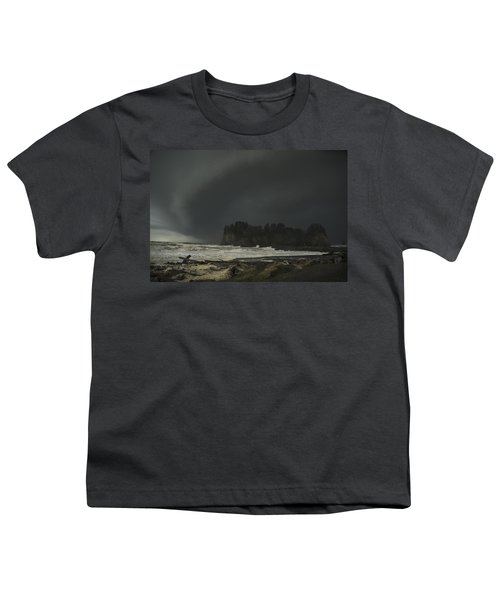 Storm Is Coming North West Wa Youth T-Shirt