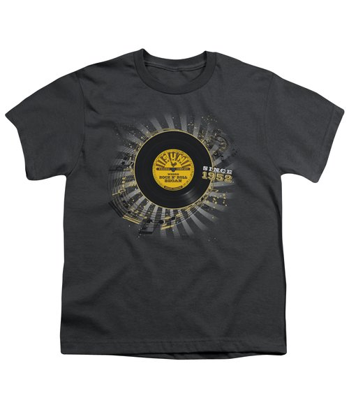 Sun - Established Youth T-Shirt by Brand A