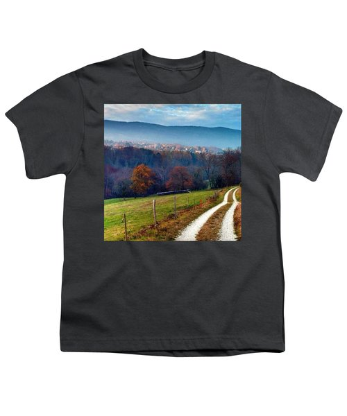Swiss Autumn Youth T-Shirt