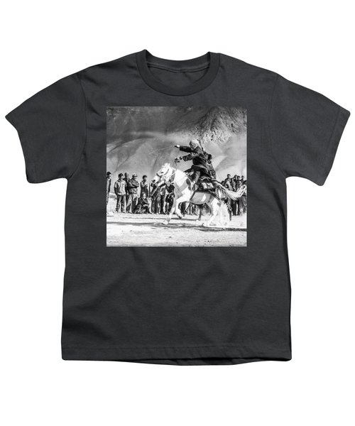 The Race Begins... India Youth T-Shirt