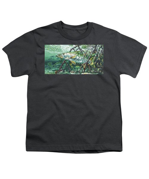 Undercover In0022 Youth T-Shirt by Carey Chen