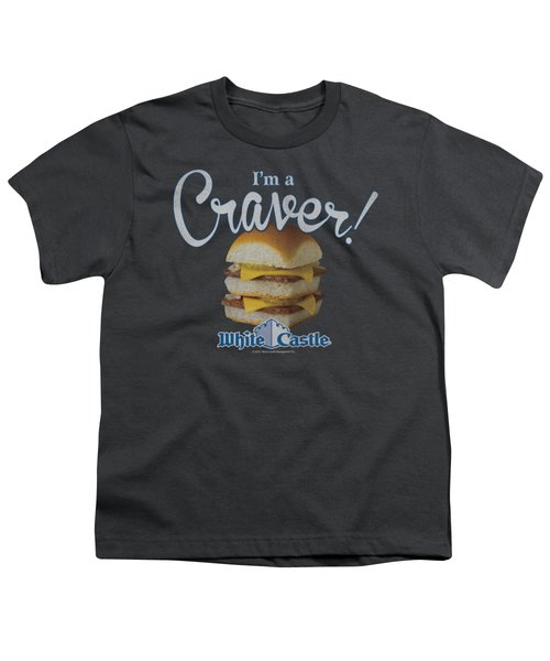 White Castle - Craver Youth T-Shirt