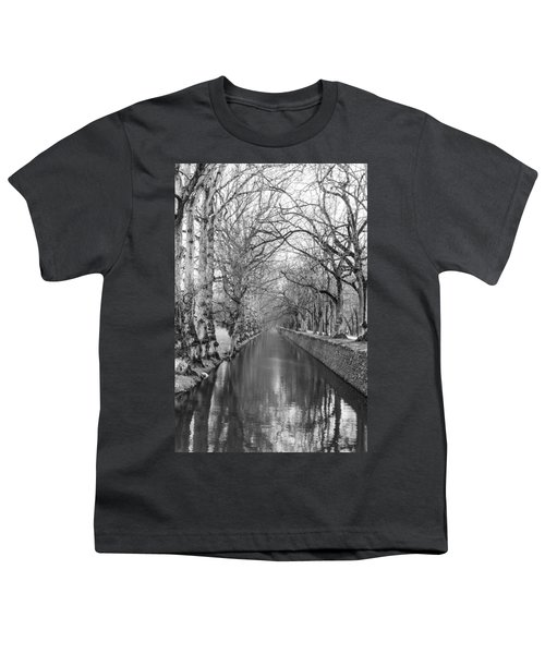 Winter Youth T-Shirt by Alex Lapidus