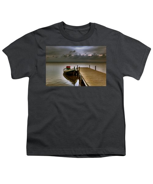 Albufera Before The Rain. Valencia. Spain Youth T-Shirt