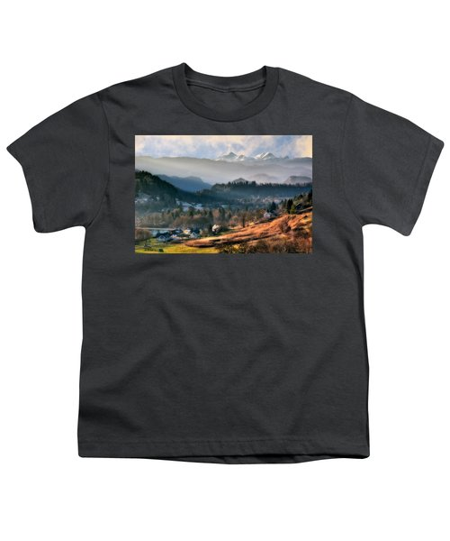 Countryside. Slovenia Youth T-Shirt
