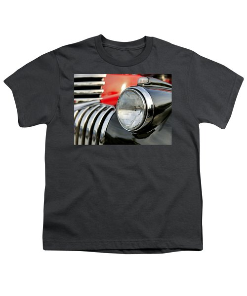 Pickup Chevrolet Headlight. Miami Youth T-Shirt