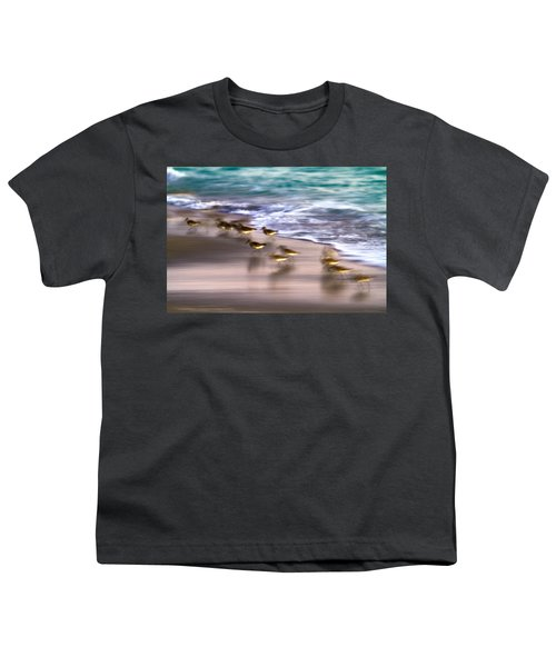 Playing Pipers Youth T-Shirt