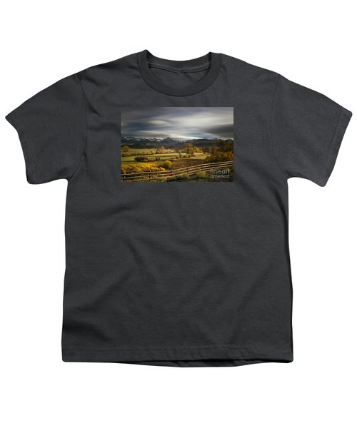 The Dallas Divide Youth T-Shirt