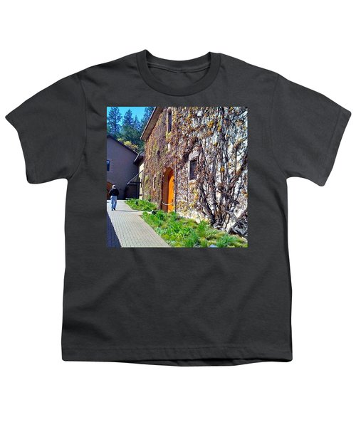 The Hess Collection - Napa Ca Youth T-Shirt