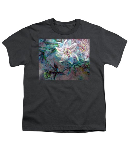 White Passion Youth T-Shirt