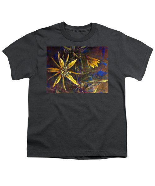 Yellow Passion Youth T-Shirt