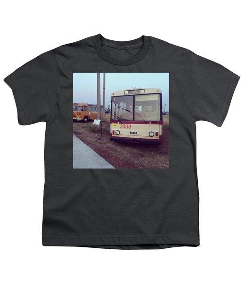 Shkoda Retro Youth T-Shirt