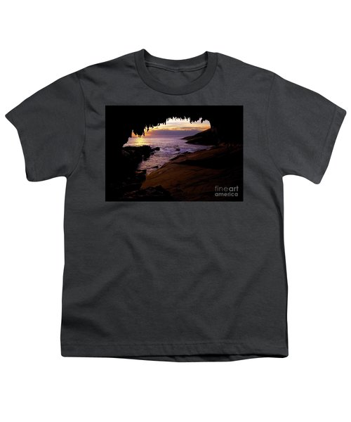 Admiral's  Arch Sunset Youth T-Shirt
