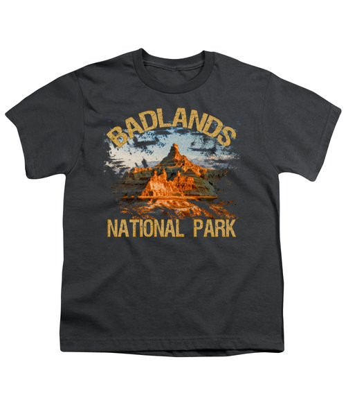Badlands National Park Youth T-Shirt