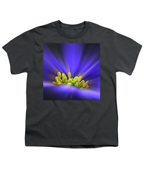 blue Shades - An Anemone Blanda Youth T-Shirt