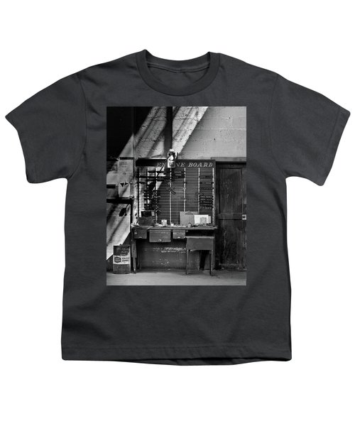 Clocked Out Youth T-Shirt