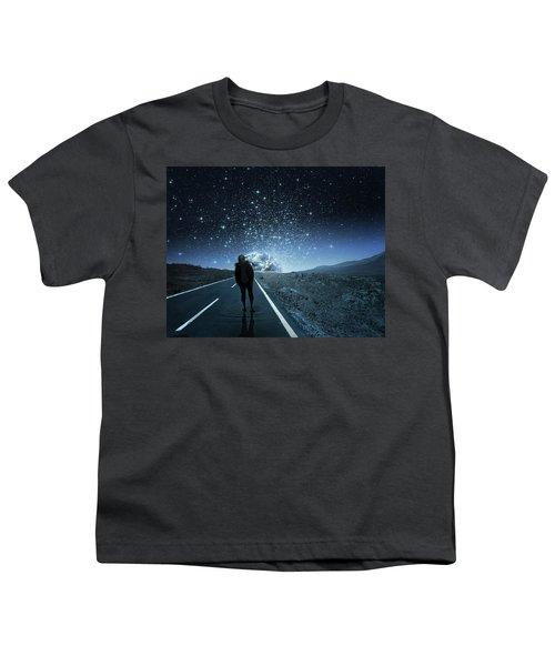 Dreams Youth T-Shirt by Berebel Co By Angel Caulin