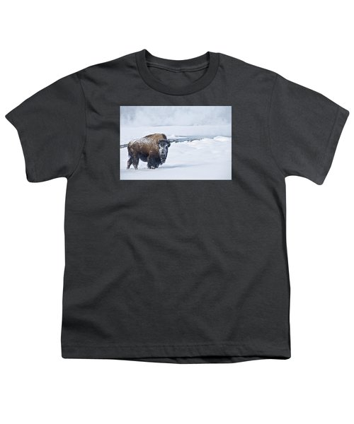 Lone Bison Youth T-Shirt