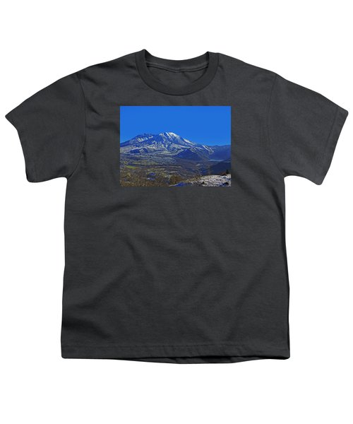 Mt St Helens Youth T-Shirt
