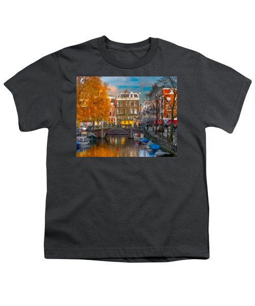 Prinsengracht 807. Amsterdam Youth T-Shirt