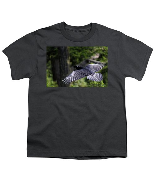 Raven Flight Youth T-Shirt