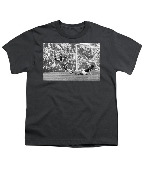 Soccer: World Cup, 1970 Youth T-Shirt by Granger