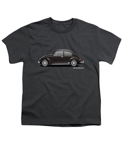 1972 Volkswagen 1300 - Custom Youth T-Shirt
