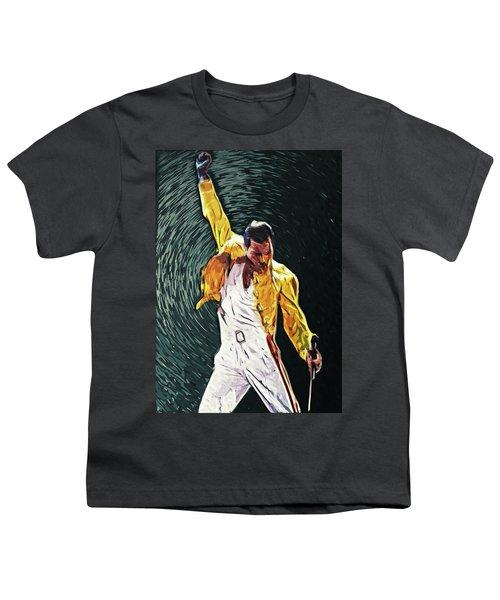 Freddie Mercury Youth T-Shirt