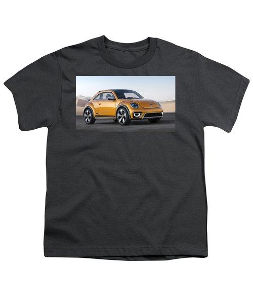 2014 Volkswagen Beetle Dune Concept Youth T-Shirt
