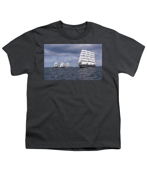 Ship Youth T-Shirt
