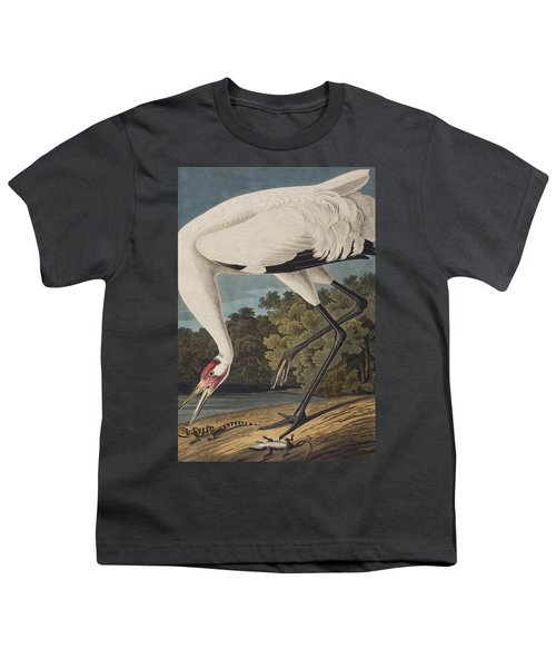 Whooping Crane Youth T-Shirt