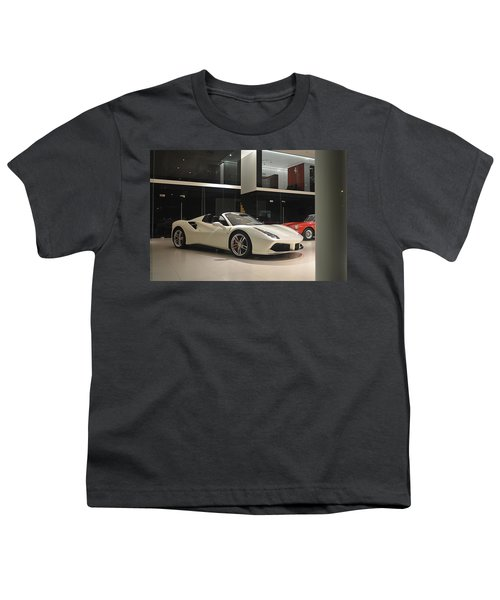 488 Spider Youth T-Shirt