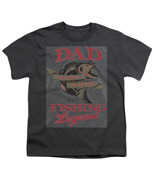 Fishing Youth T-Shirt
