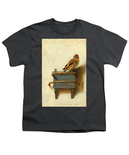 The Goldfinch Youth T-Shirt