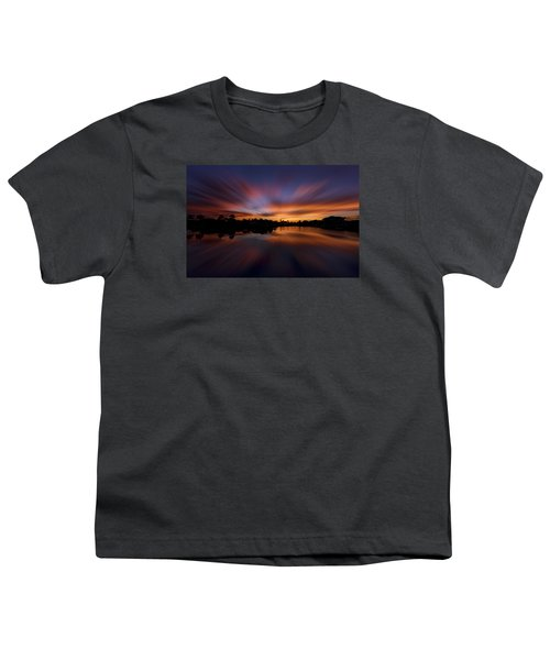 Sunrise At Naples, Florida Youth T-Shirt