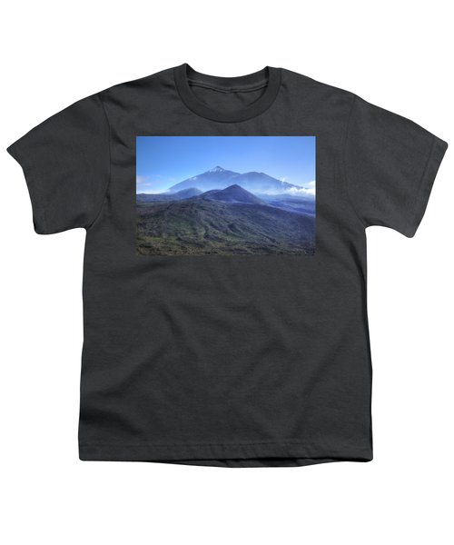 Tenerife - Mount Teide Youth T-Shirt