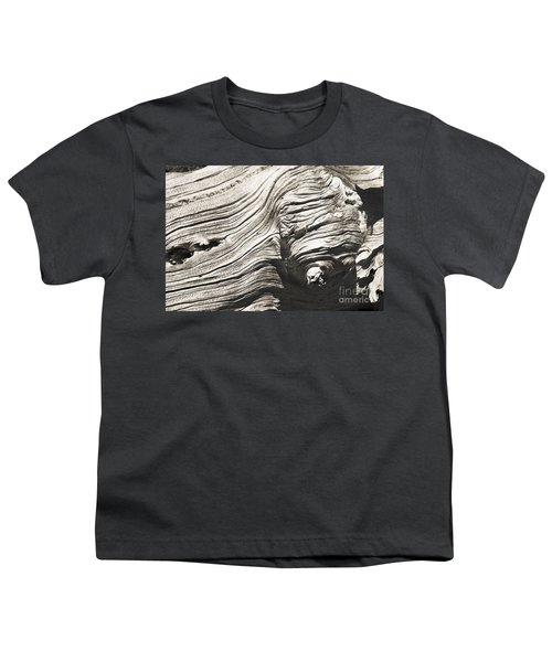 Aging Of Time Youth T-Shirt