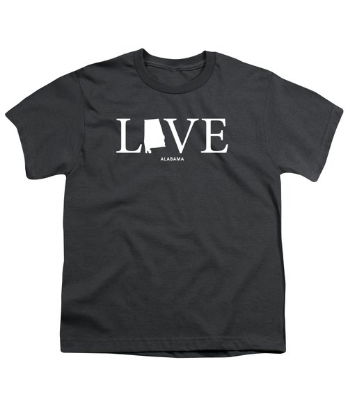 Al Love Youth T-Shirt by Nancy Ingersoll