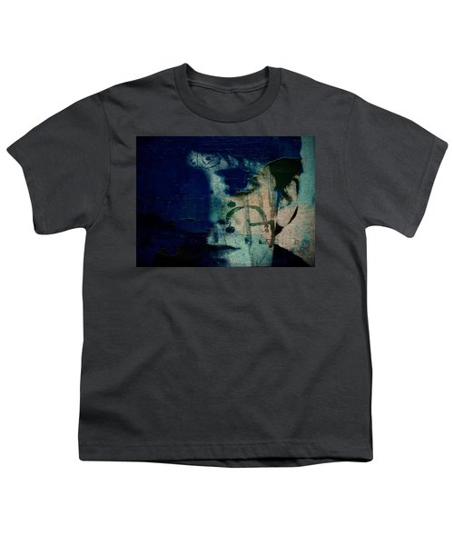 All Tomorrow's Parties - Lou Reed Youth T-Shirt