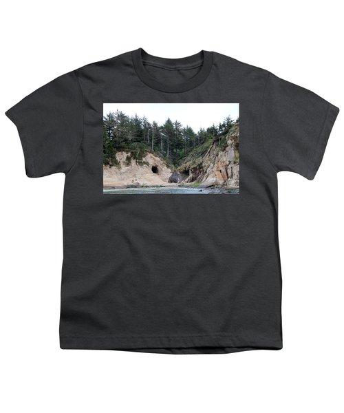 Along The Oregon Coast - 2 Youth T-Shirt