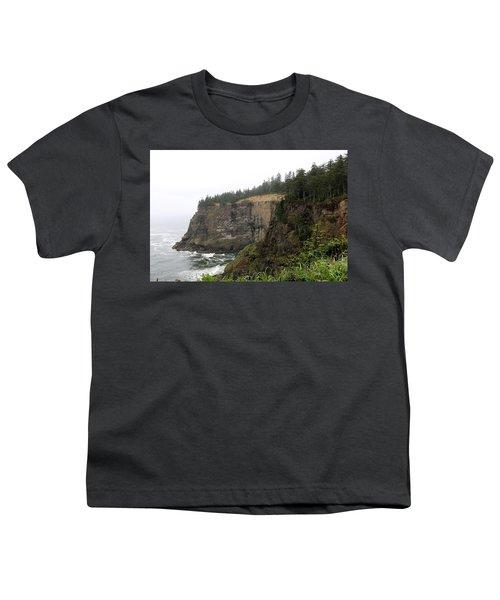 Along The Oregon Coast - 8 Youth T-Shirt