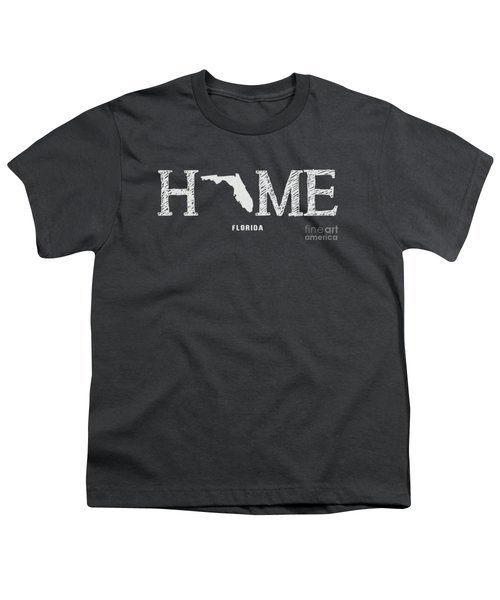 Fl Home Youth T-Shirt by Nancy Ingersoll