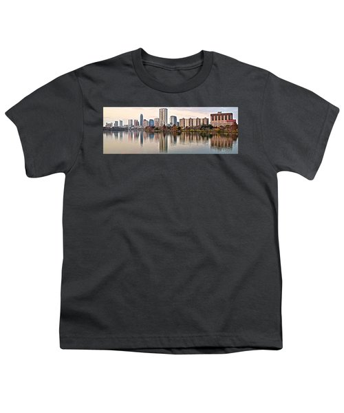Austin Elongated Youth T-Shirt by Frozen in Time Fine Art Photography