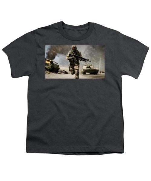 Battlefield Bad Company 2 Youth T-Shirt